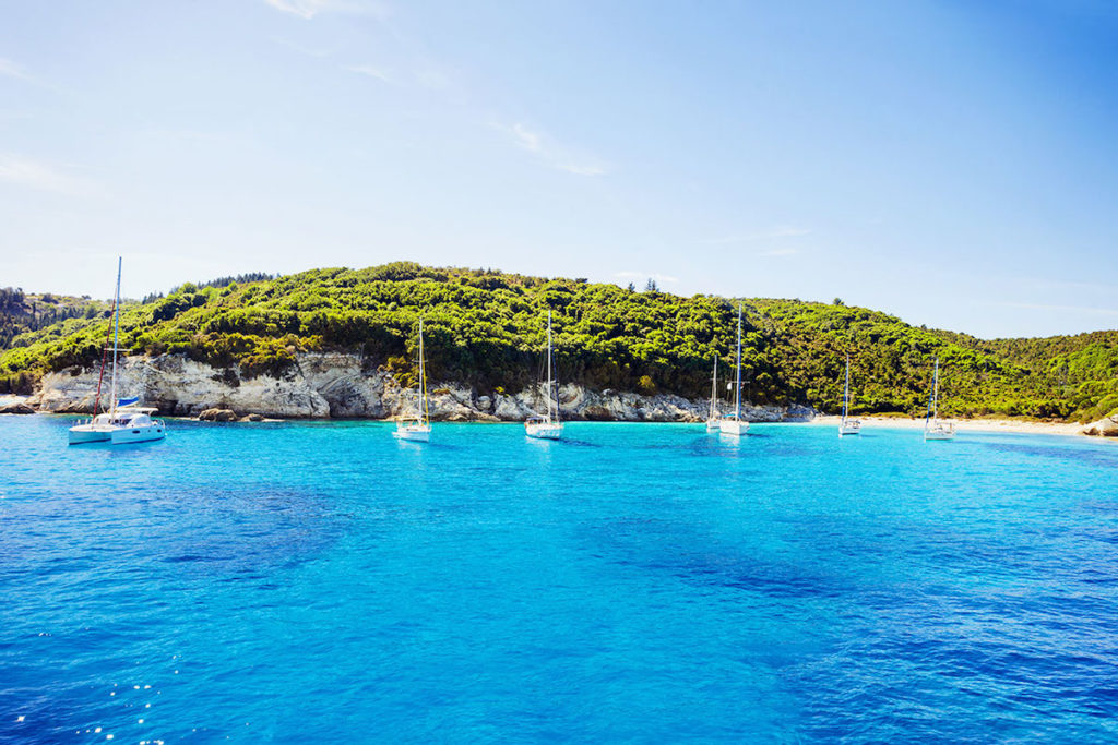 Antipaxos-11-Paxos-Island-Paxos-Retreats-Yachts-in-a-beautiful-bay-Paxos-island-Greece