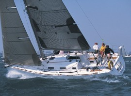 Beneteau first 36,7. crociera regata, 3 cabine